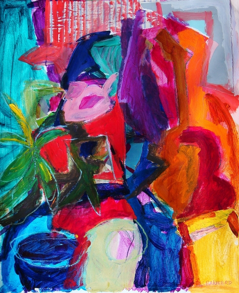 Abstract Still Life 2 - 31x26