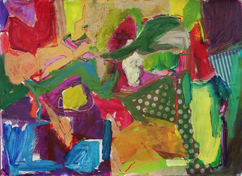 Abstract Still Life 5 - 22x30