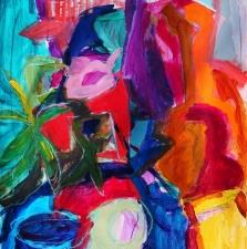 Abstract Still Life 2 - 31x26