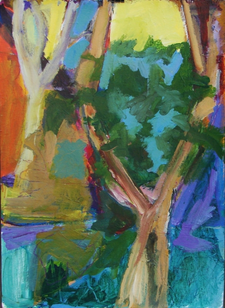 Tree House #1 - 30x22