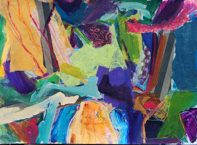 Abstract Composition 2 22x30